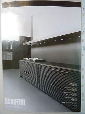 Schiffini Modern Kitchen