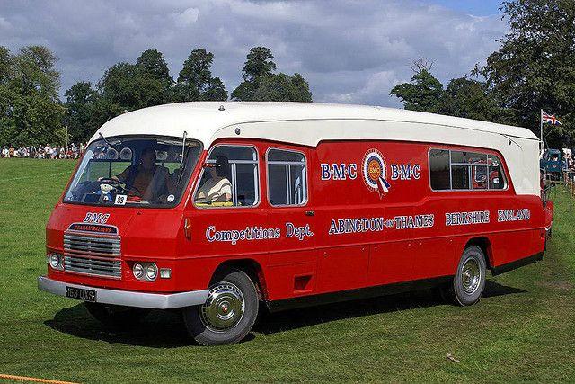 1963 BMC Race Transporter by Brimen.