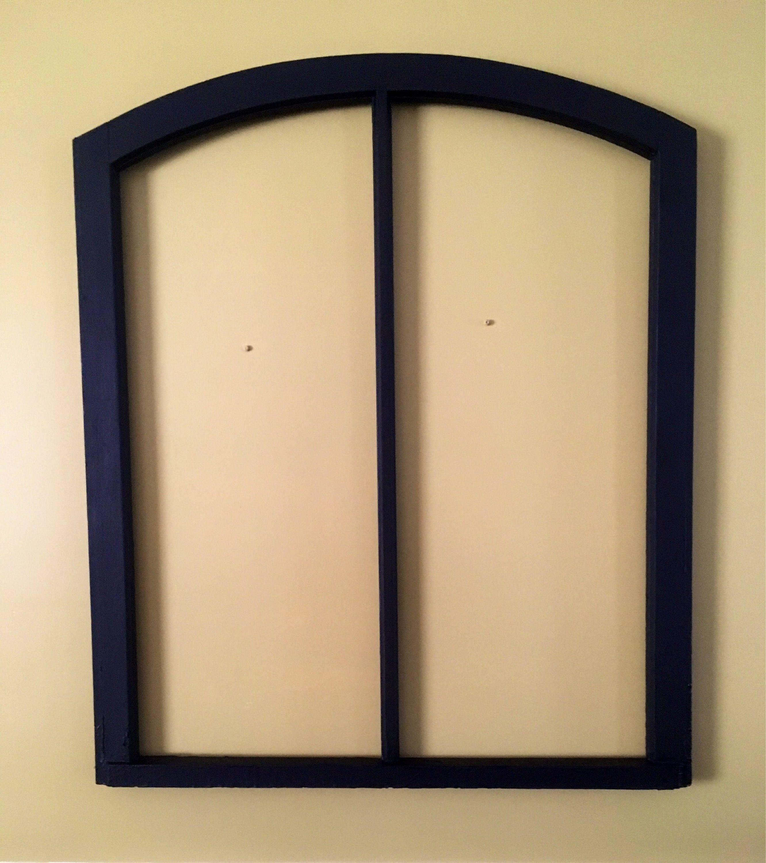 6 pane window ideas  large matte black window frame by asisrepurposeditems on etsy