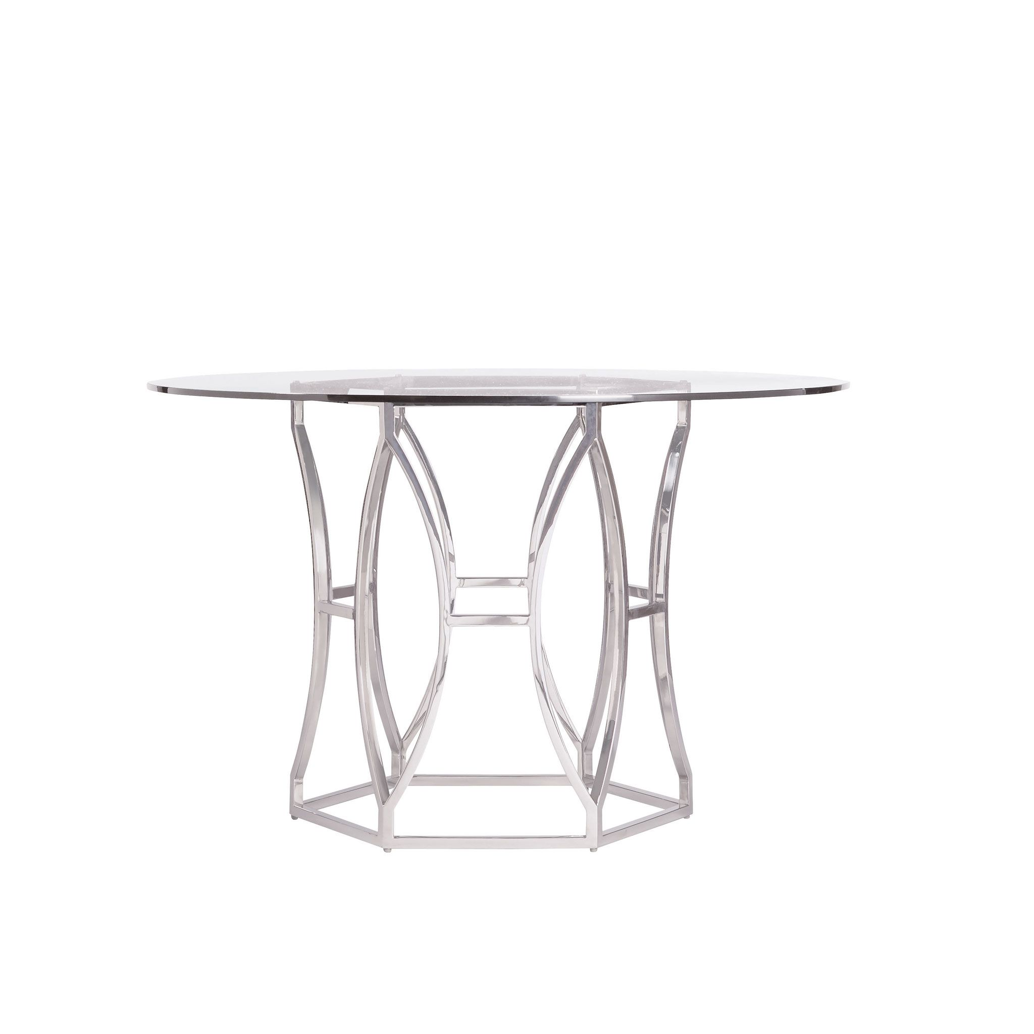 Gustav Round Dining Table Domo Dining Table Table Metal Dining Table