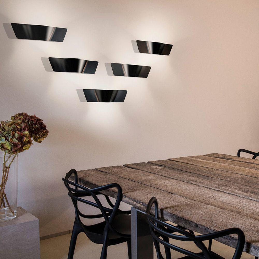 Leuchte Wandbeleuchtung Lampe Wohnzimmer Licht Esszimmer Beleuchtung Wandlicht