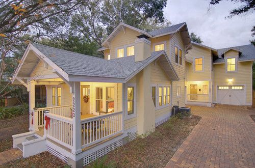 Old 1920s Cottage Remodeled to Award Winning Green Duplex