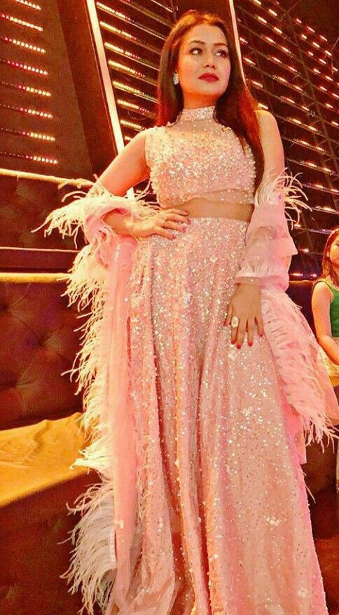 Rashikaprajapat Gmail Com With Images Neha Kakkar Dresses Designer Dresses Indian Indian Wedding Wear
