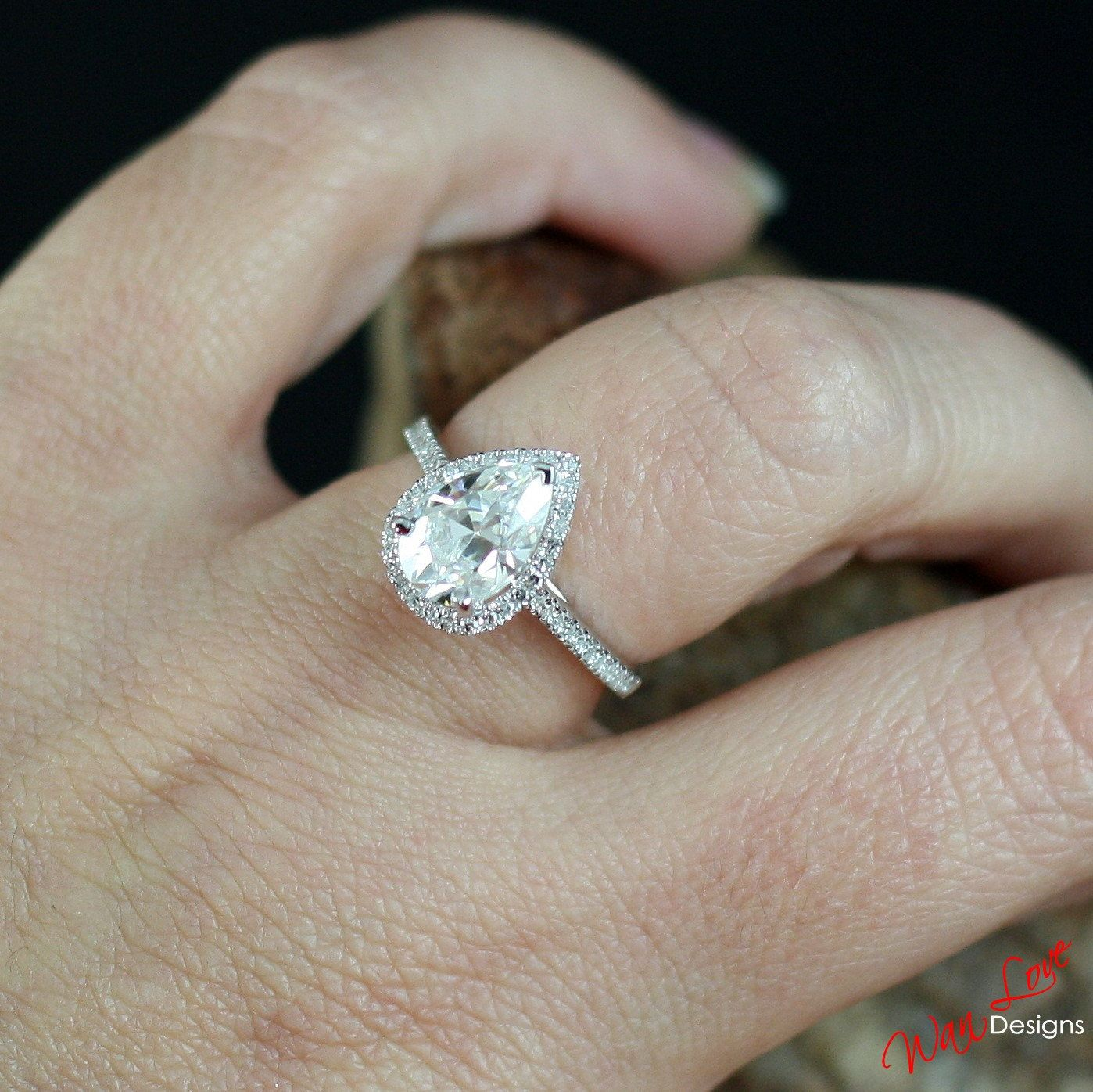 blog introducing bands moissanite band eternity wedding jewelry platinum engagement