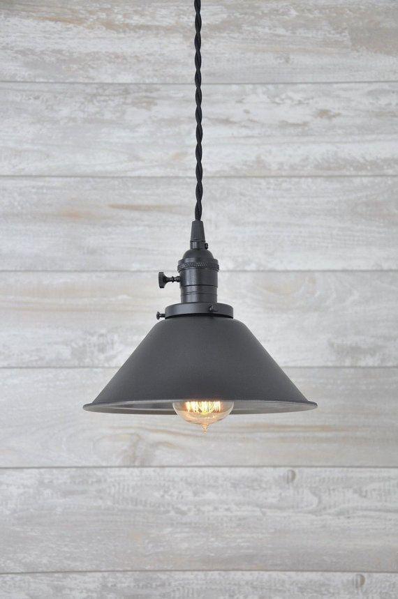 Black Pendant Light Country Light Fixture Hanging Light Plug In Pendant Light Unique Light Fixture Black Ceiling Lamp Farmhouse Industrial Pendant Light Fixtures Country Light Fixtures Rustic Light Fixtures