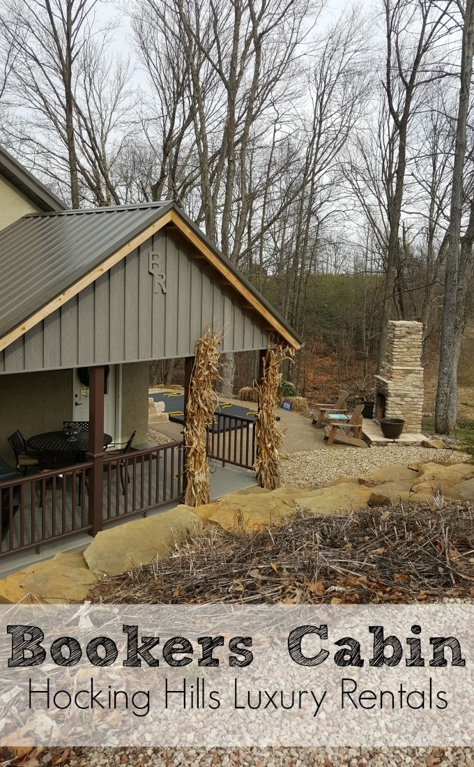 Escape To Romantic Luxury Cabins In Hocking Hills Luxury Cabin