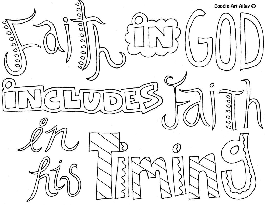 Faithtiming idear from christina print this on colored or patten