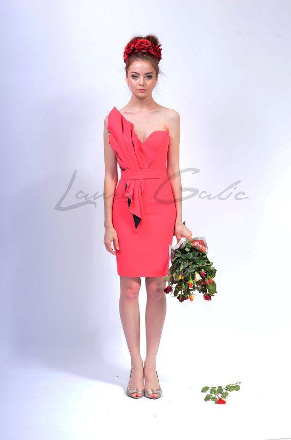Roza  Dress by LauraGalic on Etsy