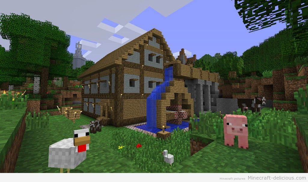 Minecraft Xbox Minecraft Delicious Pinterest Minecraft - Minecraft grobe hauser zum nachbauen