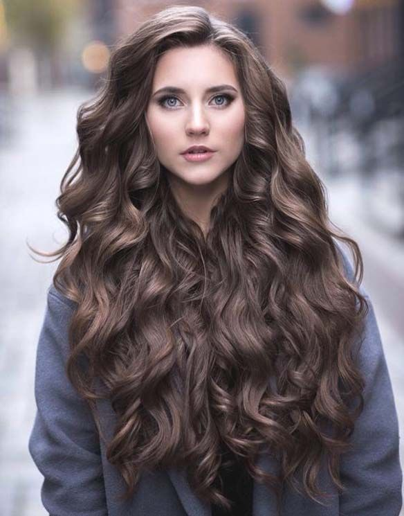 This Is My New Curls Hairstyle Goal Long Hair Styles Hair Styles Long Curly Hair