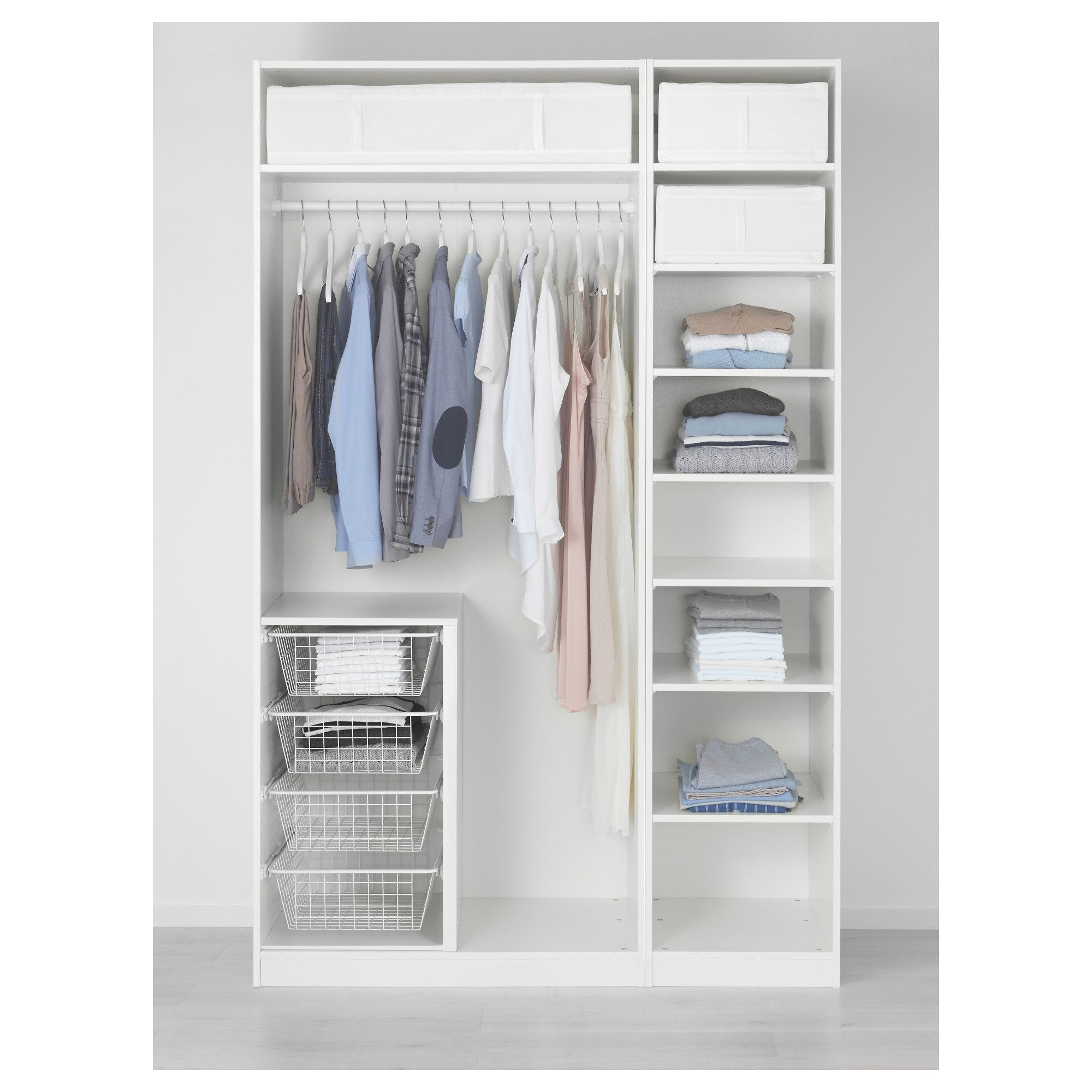 PAX Armoire penderie 150x58x236 cm IKEA Home