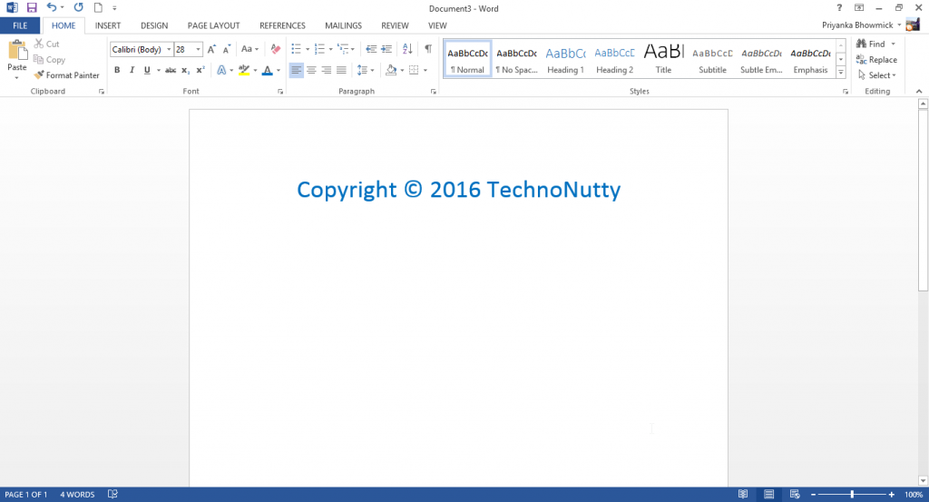 Learn How To Type Degree Symbol How To Make A Copyright Symbol