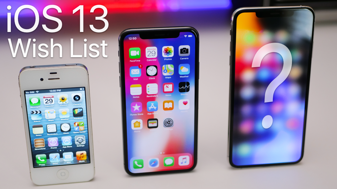 iOS 13 Wishlist Ios, Samsung galaxy phone, Iphone