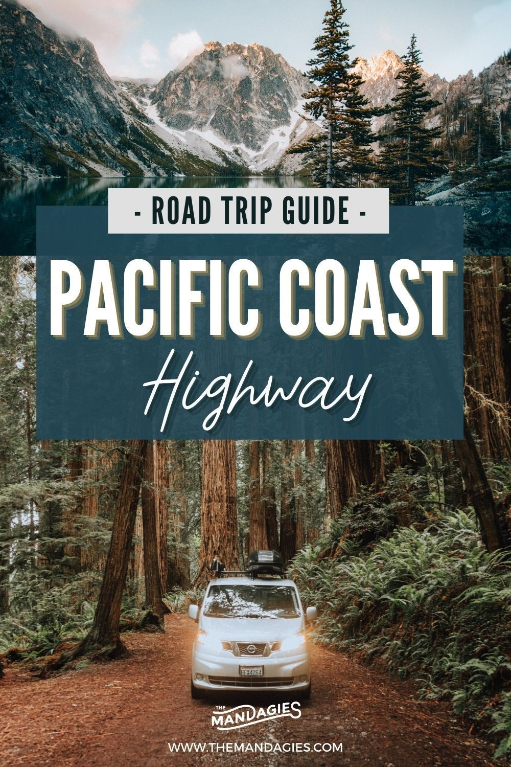 The Perfect Pacific Coast Highway Road Trip Itiner