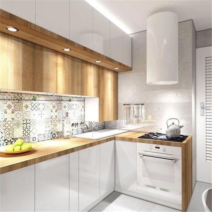 27 Cheap Design Ideas Offering: White Kitchen Design; Kitchen Remodel Ideas; Kitchen