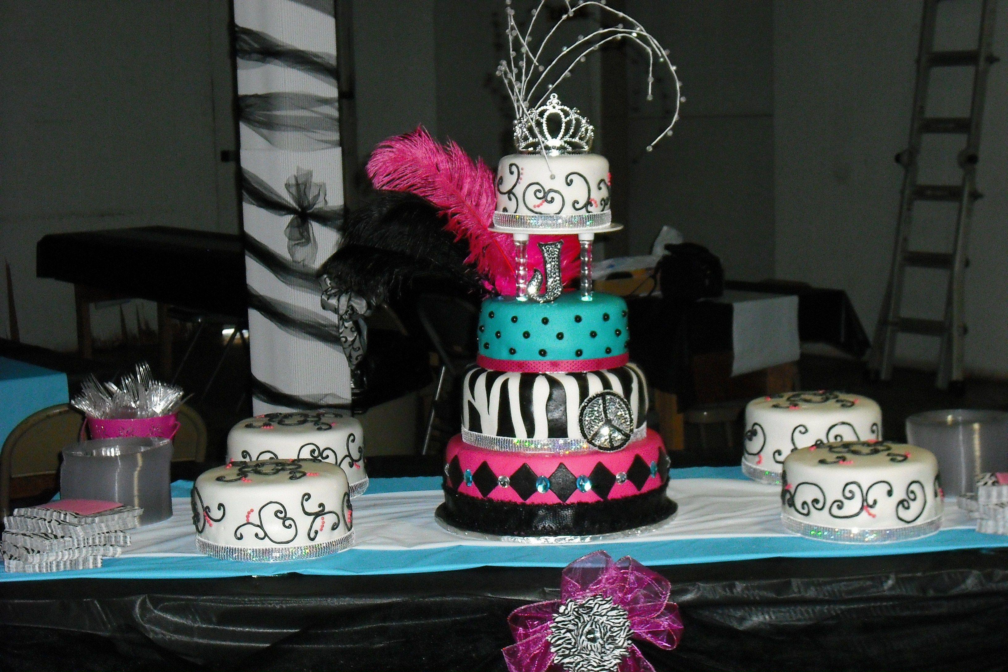 Quinceanera Cakes Quinceanera Cake