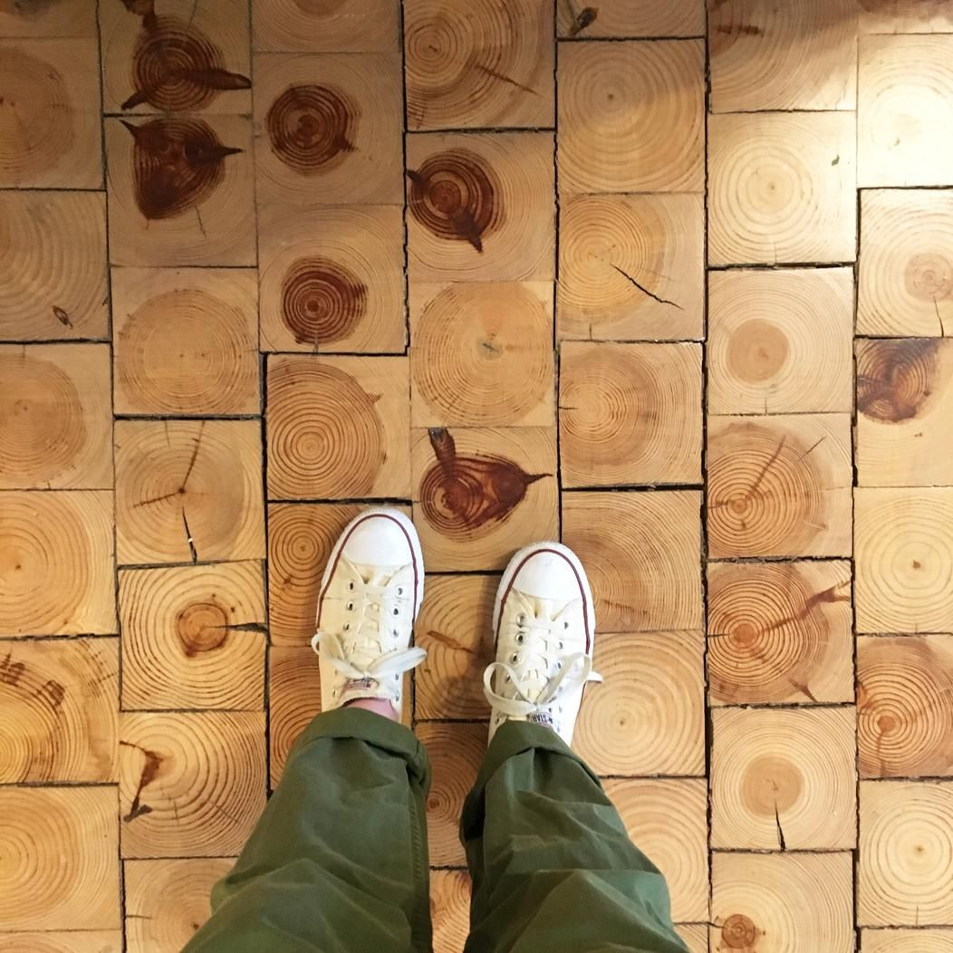 These Floors Just Might Sway You Away from Tile and