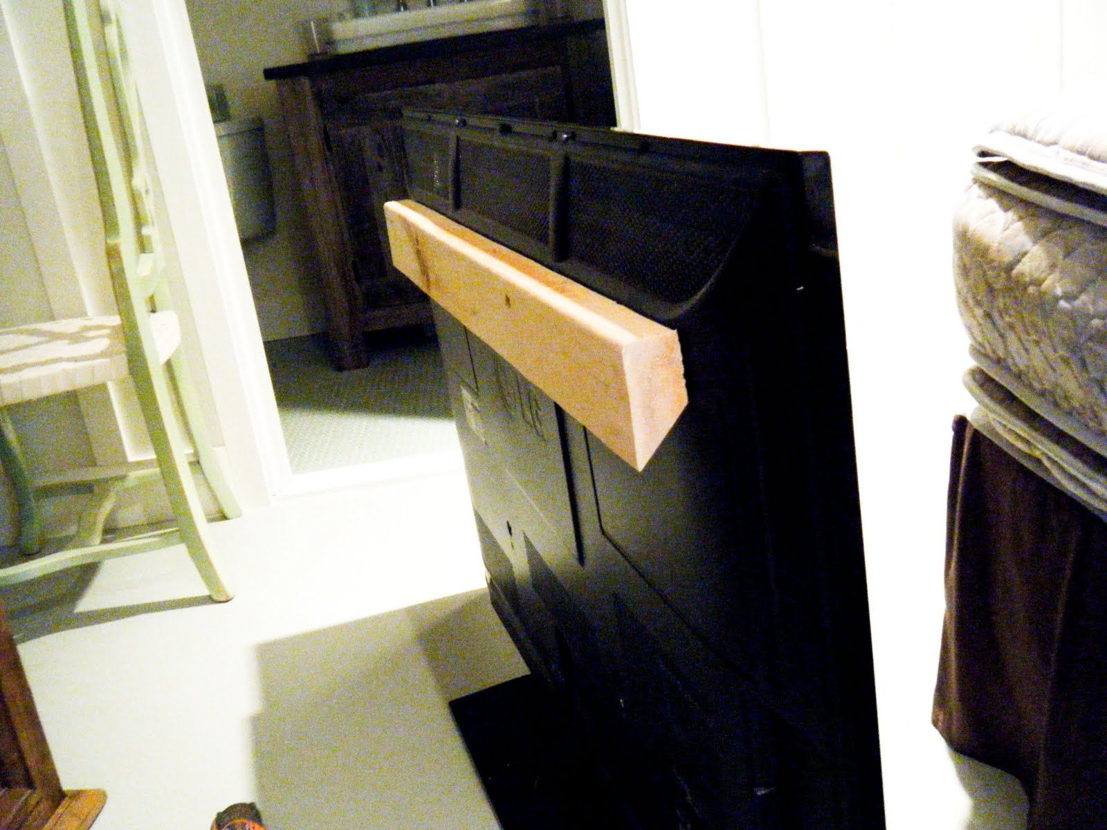 The French Cleat Or The Cheapest Way To Hang A Tv On The