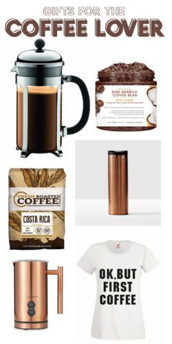 The Ultimate Coffee Lovers Gift Guide Coffee But First