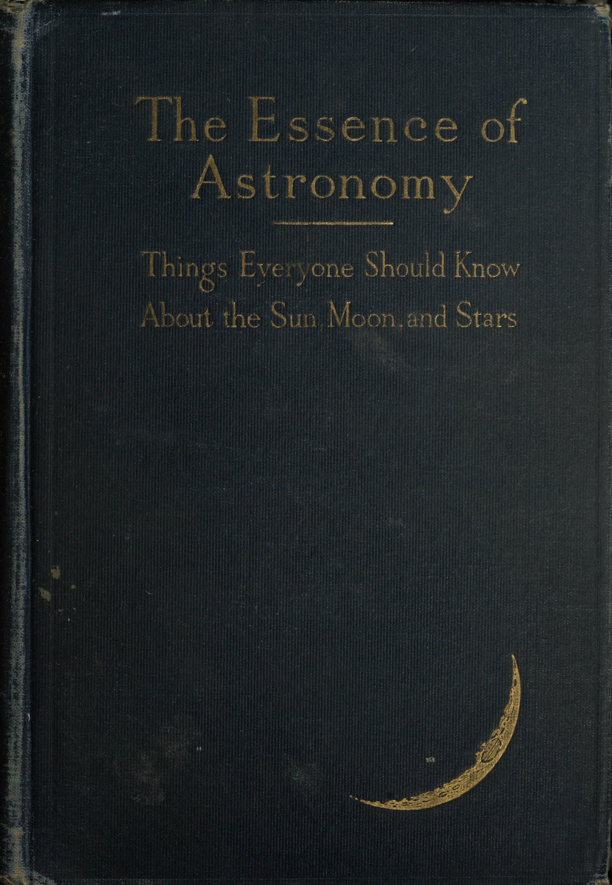 nemfrog: The essence of astronomy  1914  Book    - A State