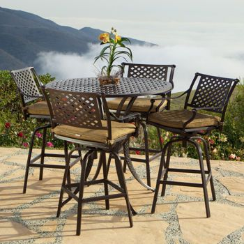 Costco Wholesale Bar Table Sets Patio Dining Set Patio Furniture