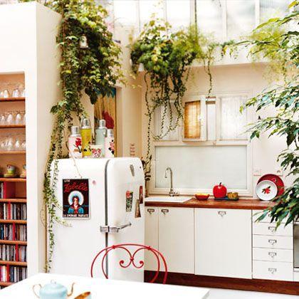 Smells Like Spring Bohemian Kitchen Parisian Kitchen Decor