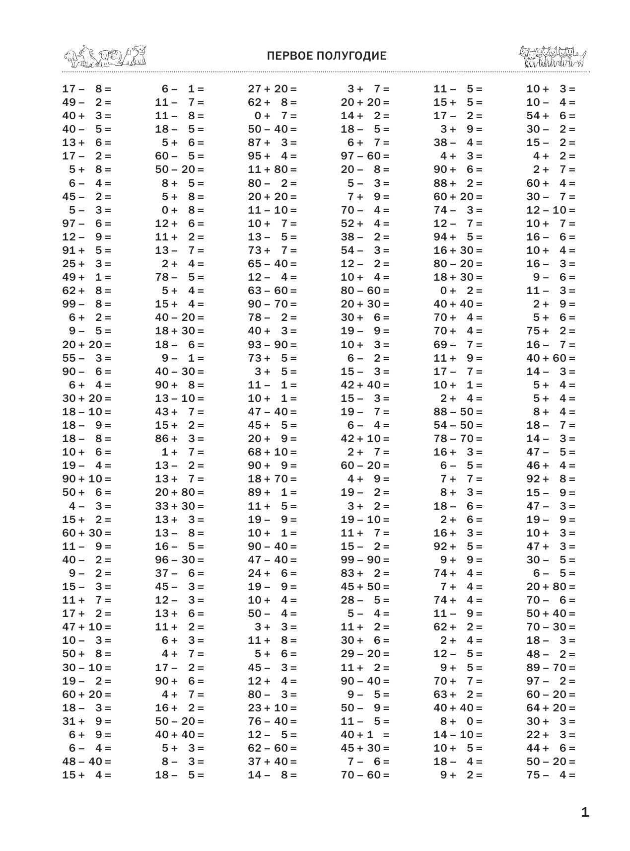 Контрольно измерительный контроль математика 6 класс скачать