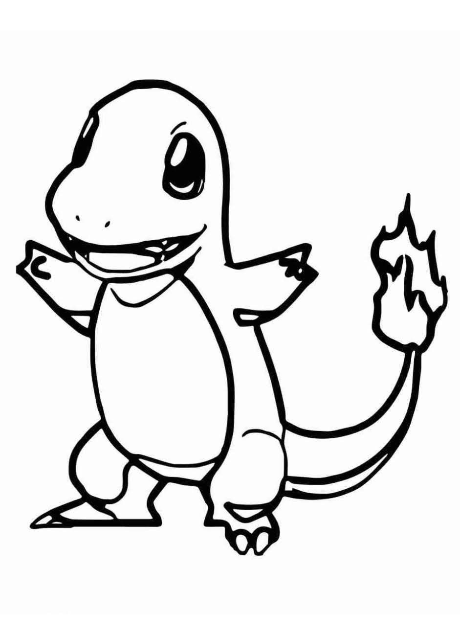 Pokemon Coloring Pages Charmander : pokemon, coloring, pages, charmander, Pokemon, Charmander, Coloring, Sheets, Coloring,, Pages,, Pikachu