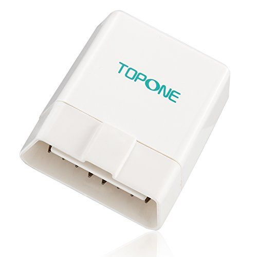 TopOne Bluetooth OBD2 Scanner Car Code Reader Auto Diagnostic Scan - scan to spreadsheet app iphone