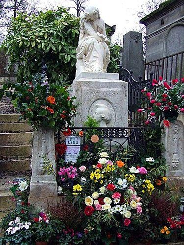 Connu P+ere Lachaise. Tombe de Chopin | Statues/cimetières | Pinterest  GS88