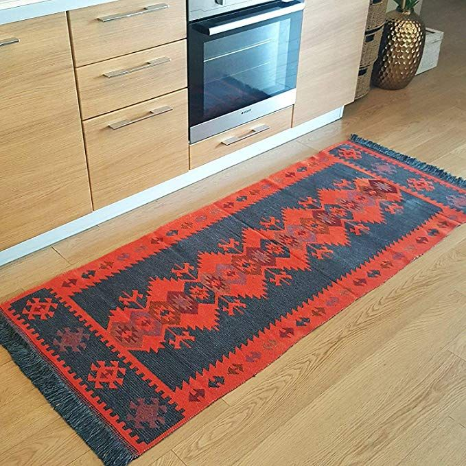 amazon com secret sea collection modern bohemian style area rug runner 2 6 x 6 ft 30 x on boho chic kitchen rugs id=31234
