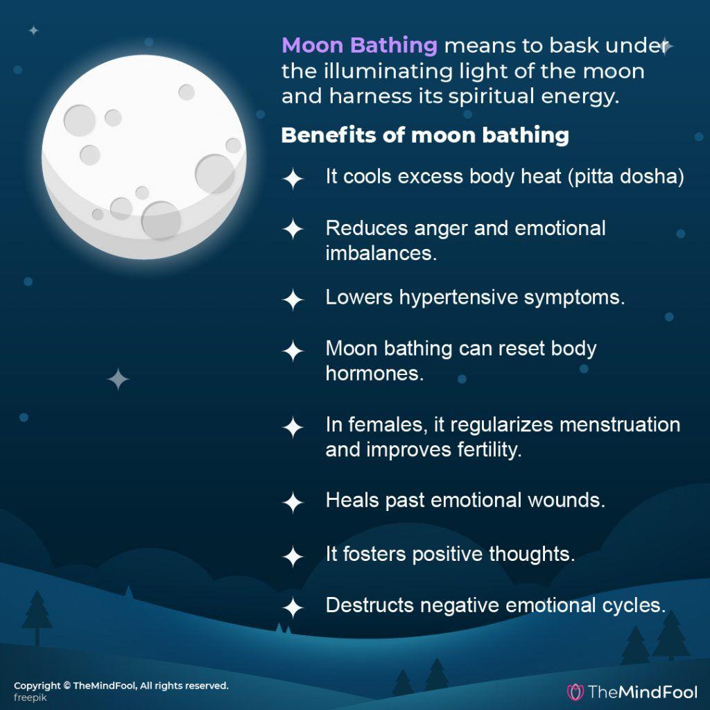 Moon Bathing