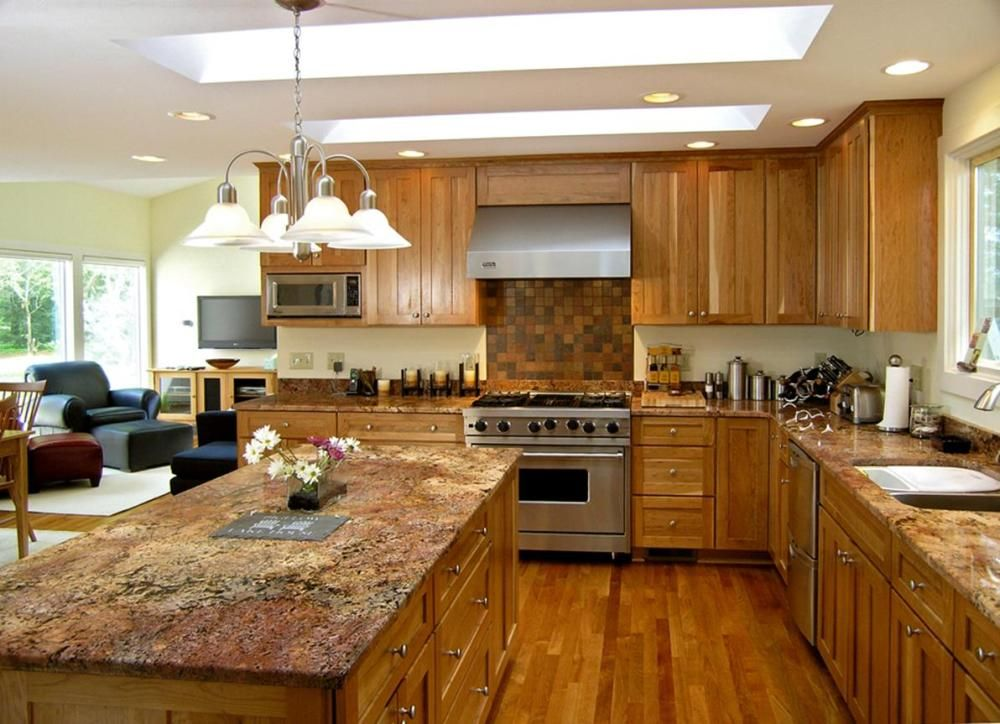 22 Perfect Kitchen Cabinets And Flooring Combinations Kitchen