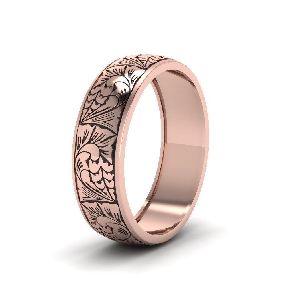 13+ Two tone mens wedding band rose gold ideas