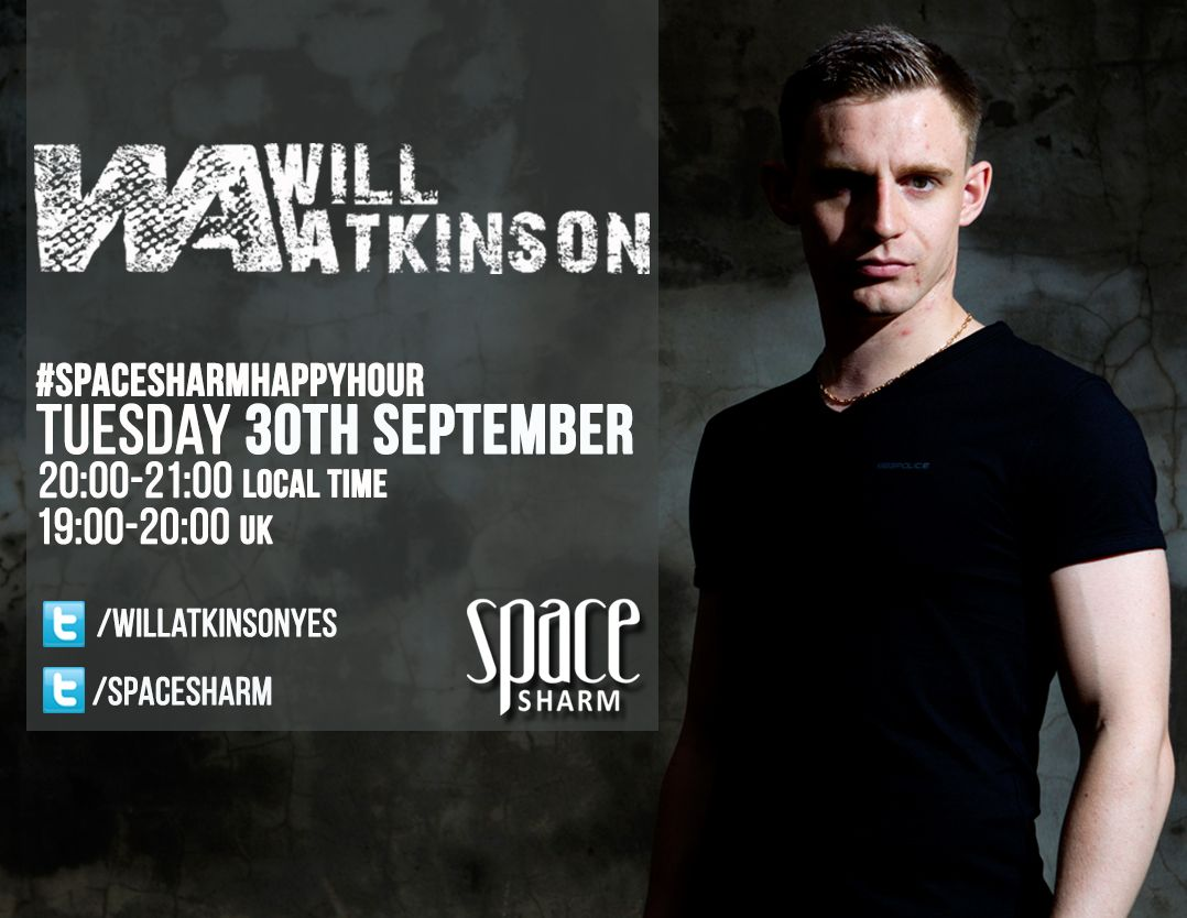 Not only is Will Atkinson in the FSOE line up next Tuesday. He is also in our #spacesharmhhappyhour TONIGHT! Feel free to ask him whatever you like guys by using the hashtag #spacesharmhappyhour when submitting your questions  See you on Twitter!  20:00 - 21:00 Local time 19:00 - 20:00 UK