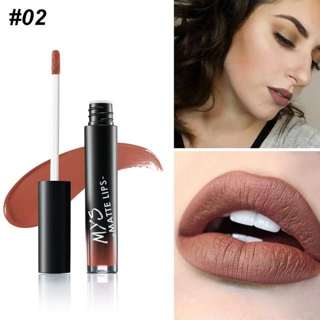 2016 New Arrival BBIA Lipstick Velvet Matte Lip Stick
