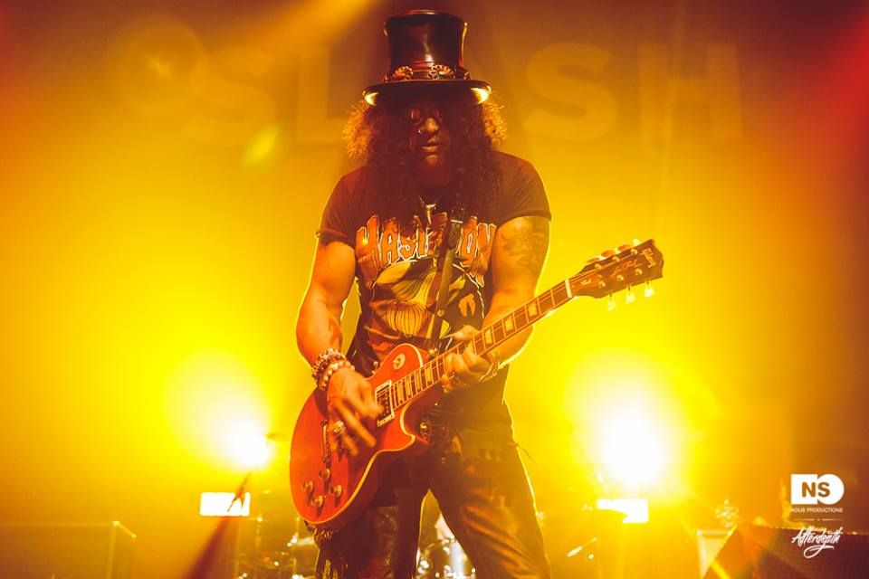 Slash featuring Myles Kennedy & The Conspirators @ Zenith / Paris  pics by Afterdepth