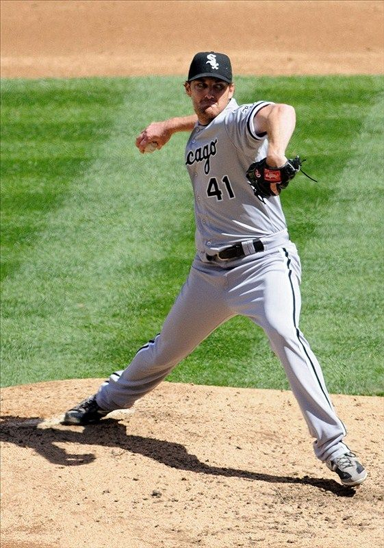 Philip Humber Throws A Perfect Game Mlb American League Cbs Sports Chicago White Sox