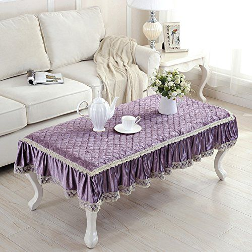 Table MatsEuropeanstyle TableclothsAvoid Ironing Tablecloths - Oblong table pad