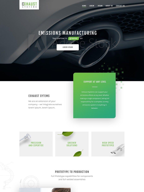 20 Stunning Web Design Ideas That Will Get Everyone Clicking 99designs Modern Web Design Modern Website Design Clean Web Design