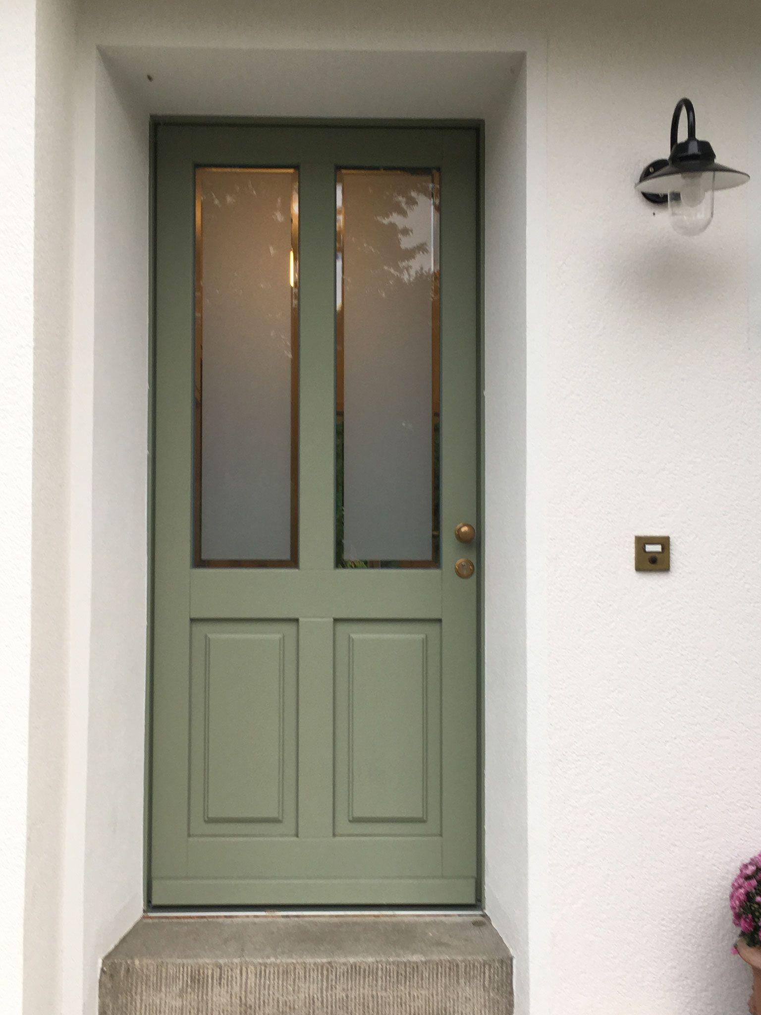 Haustüren und Wohnungstüren