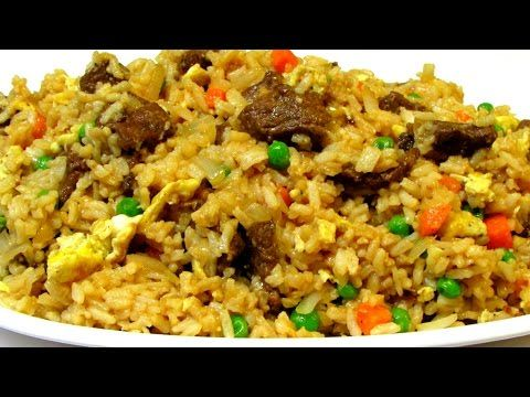Combination fried rice recipe fried rice rice and chinese recipes combination fried rice ccuart Gallery
