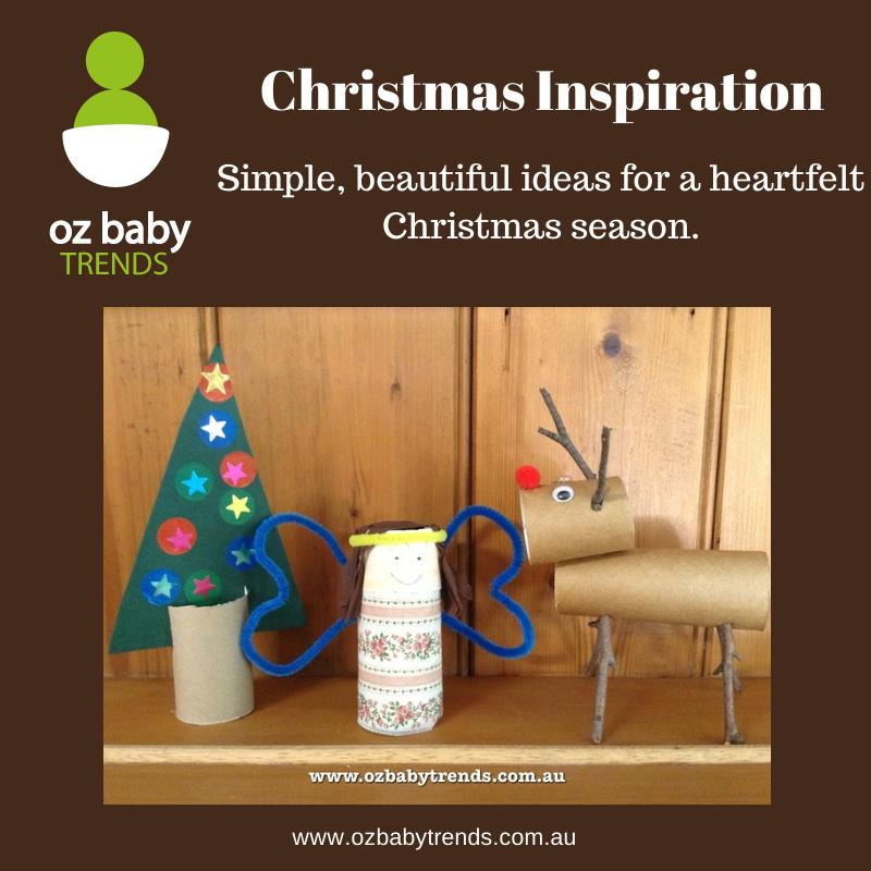 Simple, beautiful ideas for a heartfelt Christmas season.