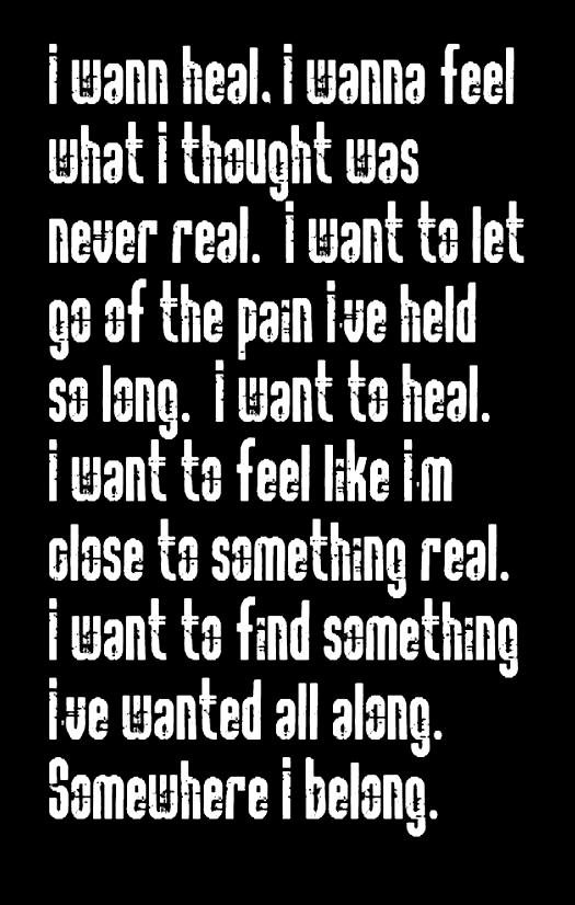 Texte Linkin Park