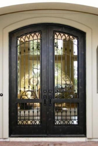 Ravello - Wrought Iron Doors Windows Gates \u0026 Railings from Cantera Doors & Ravello-67 - Wrought Iron Doors Windows Gates \u0026 Railings from ...