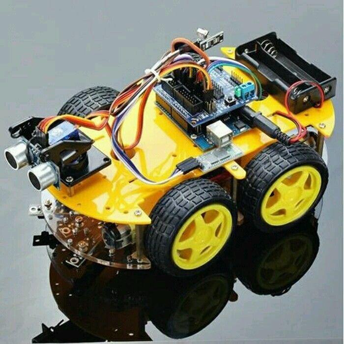 Multi function 4wd robot car kits arduino uno r3 mega328p robot car multi function 4wd robot car kits arduino uno r3 mega328p robot car assembly kit malvernweather Choice Image