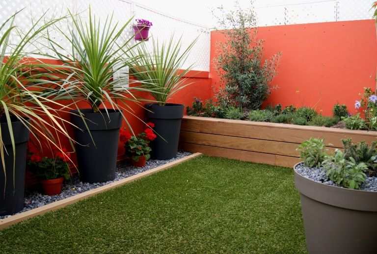 Paysagiste amenagement jardin terrasse patio marseille j for Decoration jardin maroc