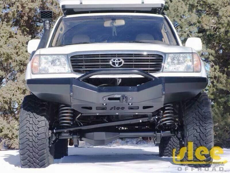 100 series solid axle swap by SLEE offroad  | things to drive