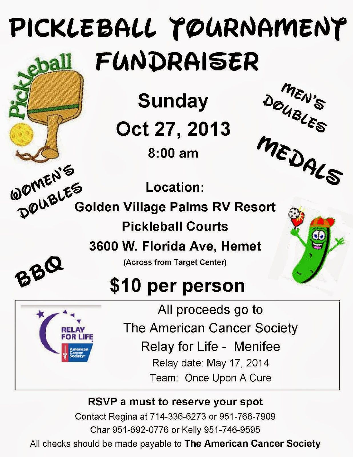 Pickleball tournament fundraiser relay for life fundraising pickleball tournament fundraiser relay for life fandeluxe Choice Image