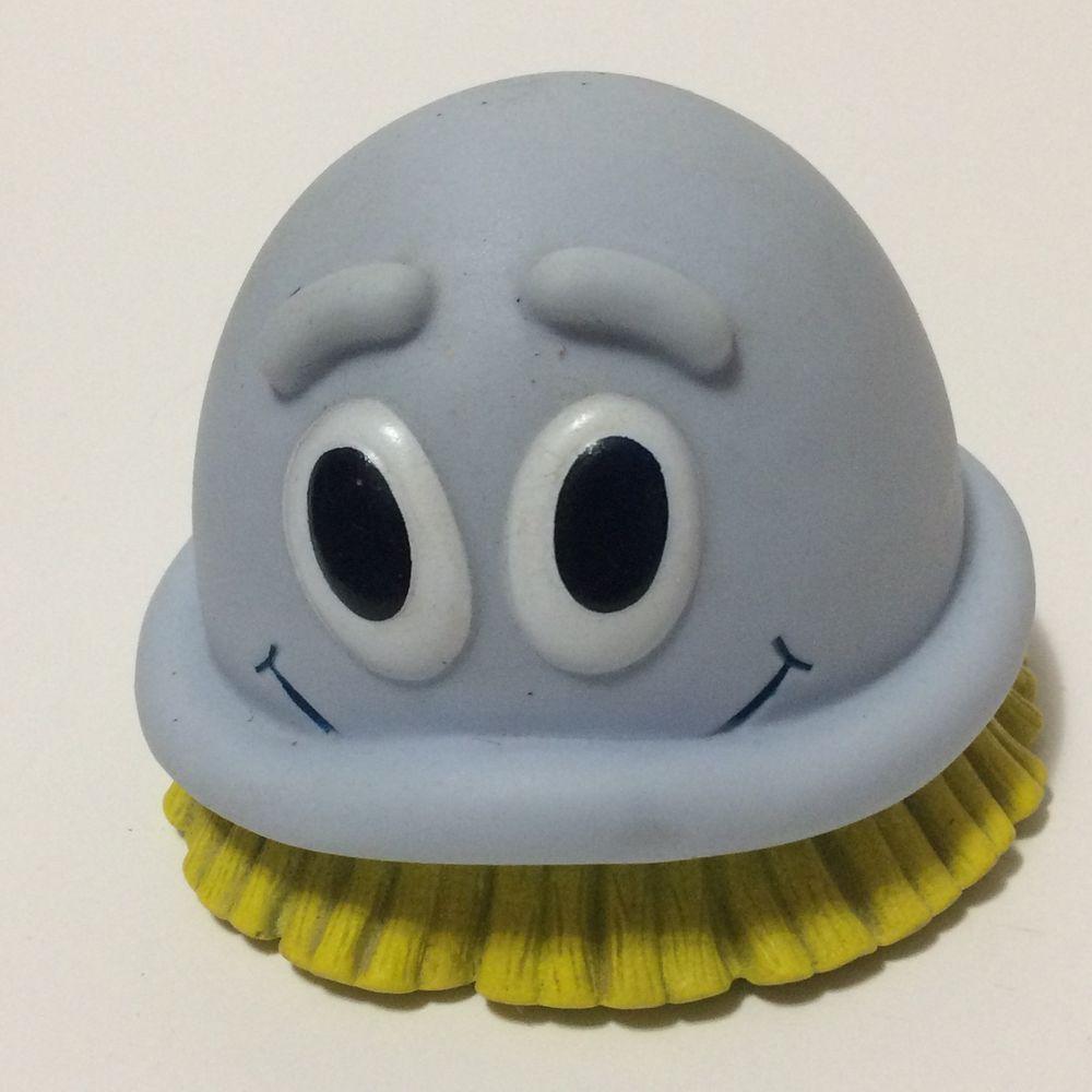 Scrubbing Bubbles Character Mascot Logo Cute Squeaker Promotional